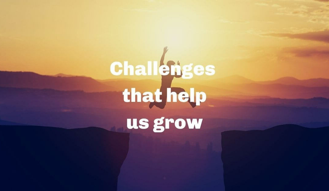 We're thankful for challenges that help us grow